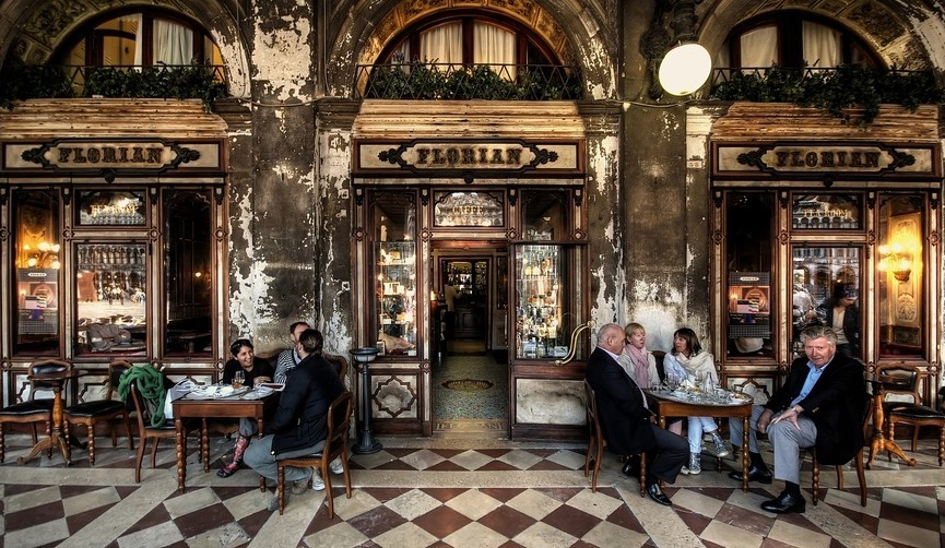 The World's Oldest Cafe