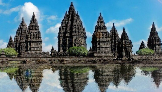 Tourist Attractions Temples in Jogja